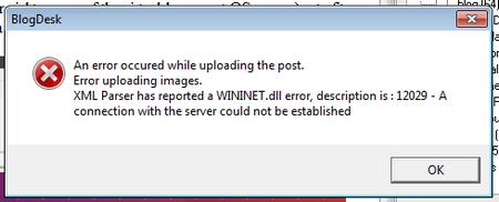 blogdesk-xml-parser-error